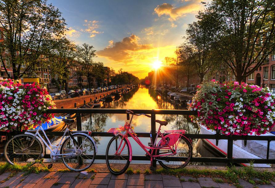 Nostalgie in Holland, Amsterdam