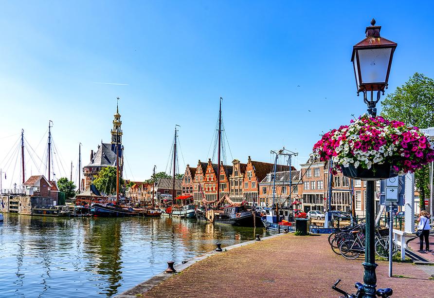 Nostalgie in Holland, Hoorn