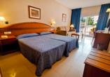 Hotel Bahia Tropical in Almuñécar, Costa Tropical, Zimmerbeispiel