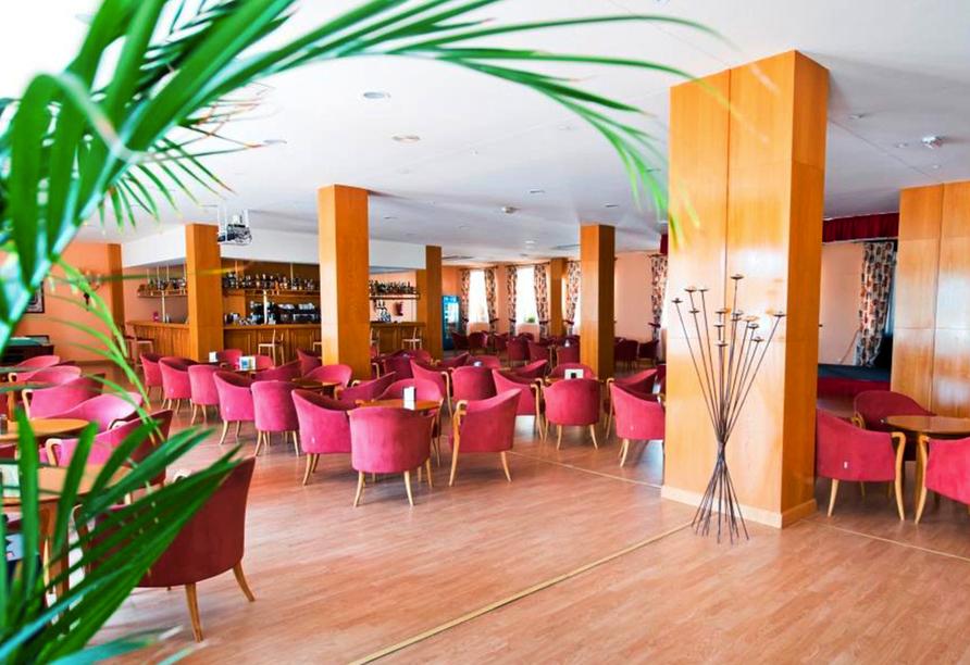 Hotel Bahia Tropical in Almuñécar, Costa Tropical, Pub