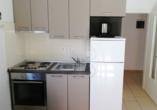 Apartmentanlage Juric in Trogir, Küchenbeispiel