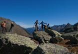 Natur Hotels See, Klettern