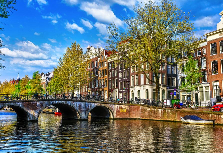 A-ROSA, Amsterdam