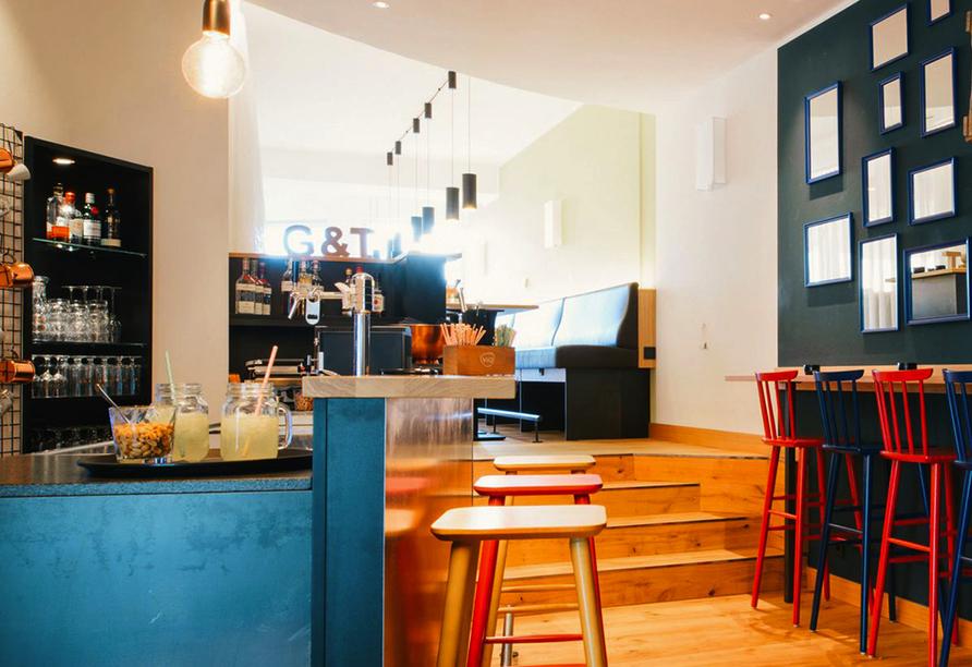 Vienna House Easy Limburg, Bar
