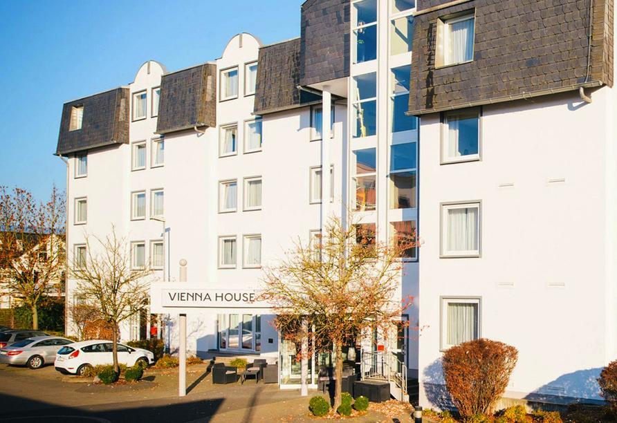 Vienna House Easy Limburg, Außenansicht