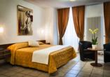 Hotel Dell`Angelo in Locarno, Zimmerbeispiel