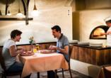 Hotel Dell`Angelo in Locarno, Restaurant