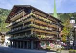 Lieblingsplatz Tirolerhof, Zell am Ziller im Zillertal in Österreich, Außenansicht Front