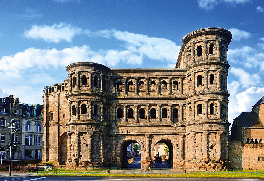 MS Rhein Prinzessin, Trier