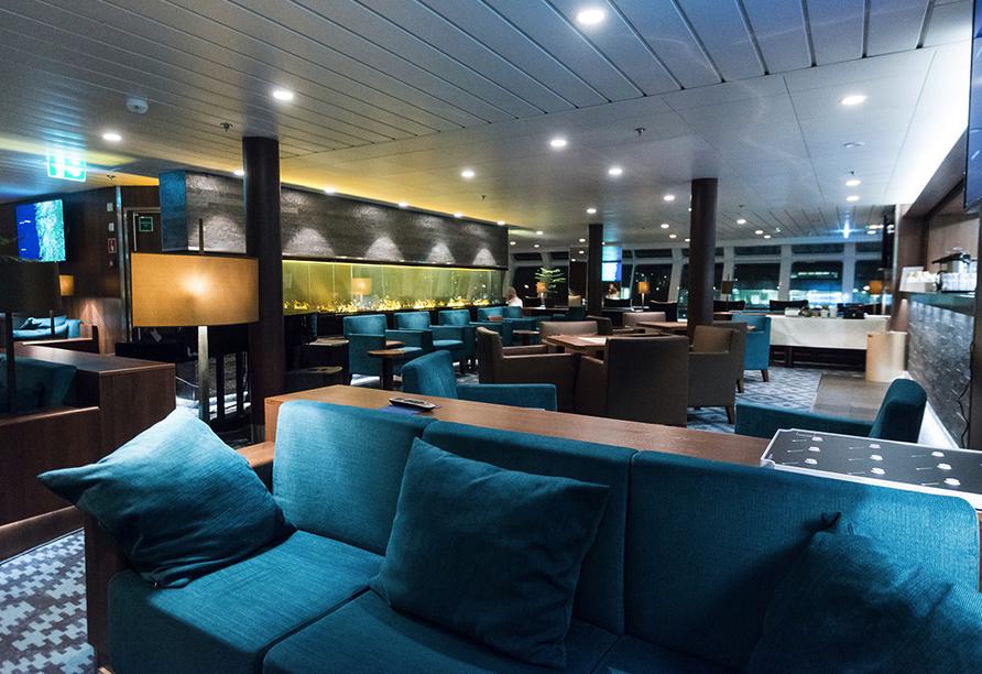 MS Nordnorge, Explorer Lounge & Panoramabar