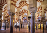 Andalusien und seine Schätze, Innenraum der Mezquita in Córdoba
