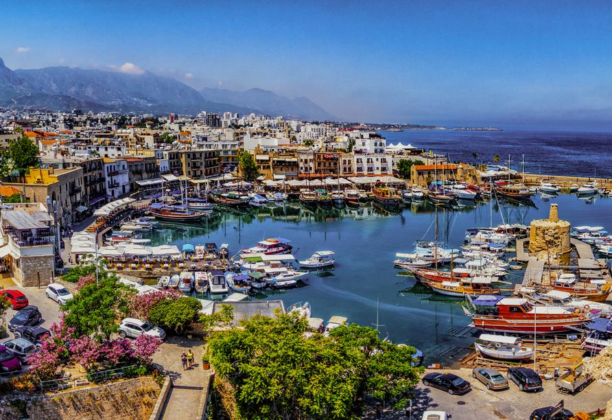 Nordzypern Rundereise, Kyrenia