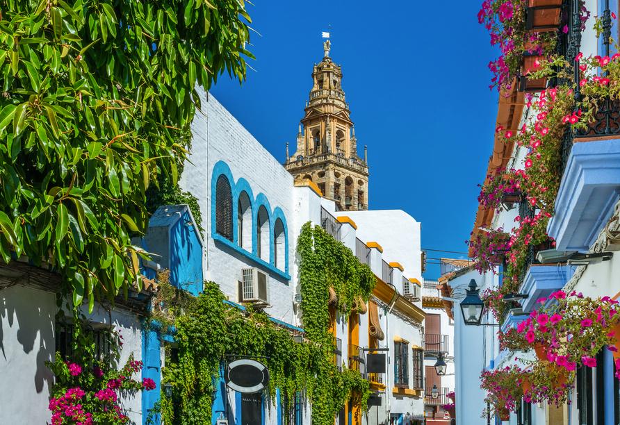 Andalusien und seine Schätze, Jüdische Viertel Córdoba
