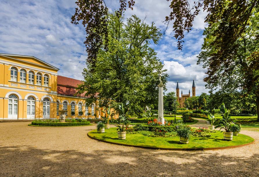 Park Hotel Fasanerie Neustrelitz, Schloss Neustrelitz