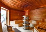 Alpenhotel Oberstdorf, Sauna