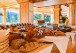 Alpenhotel Oberstdorf, Frühstück