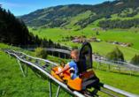 Alpenhotel Oberstdorf, Sommerrodelbahn