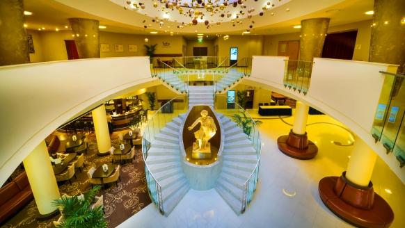 Hotel Don Giovanni Prag, Foyer