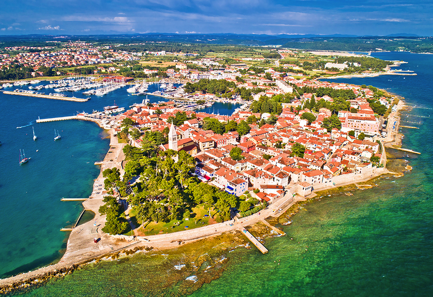 Hotel Aminess Laguna Novigrad Kroatien, Novigrad