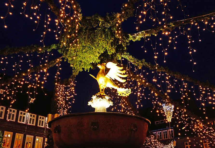 CAREA sunotel Kreuzeck in Goslar-Hahnenklee, Weihnachtsmarkt in Goslar