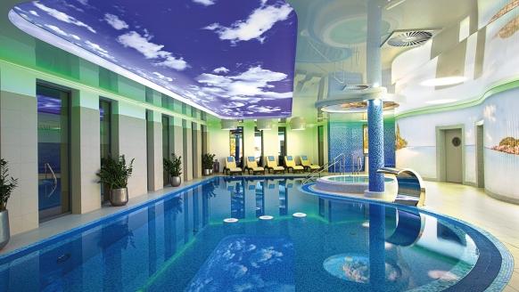 Hotel Grand Laola Vital & SPA Poberow Polnische Ostsee, Hallenbad