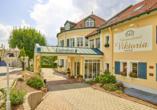 Thermenhotel Viktoria in Bad Griesbach, Außenansicht
