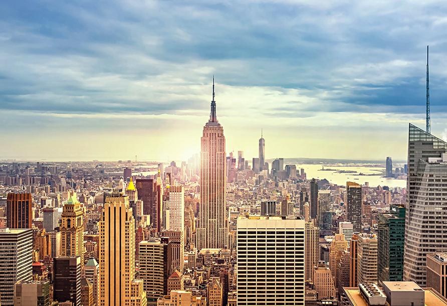 Mein Schiff 1, Rockefeller Center