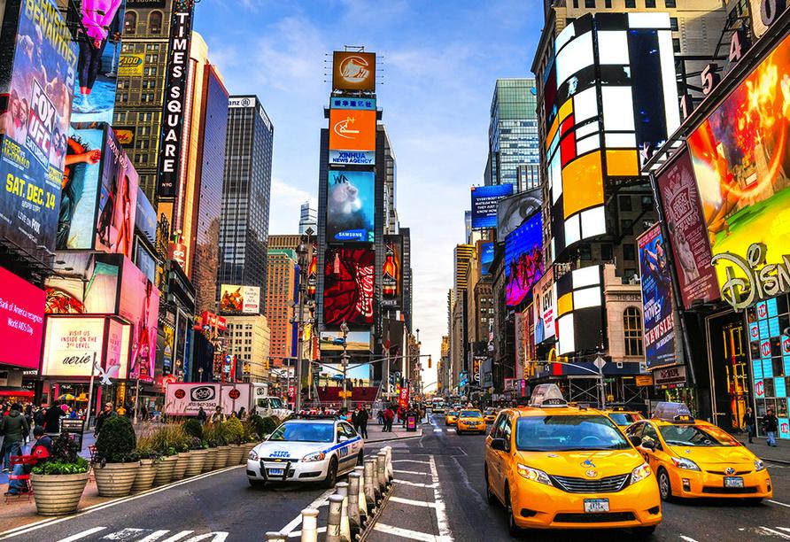 Mein Schiff 1, Manhattan