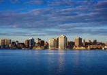 Mein Schiff 1, Halifax