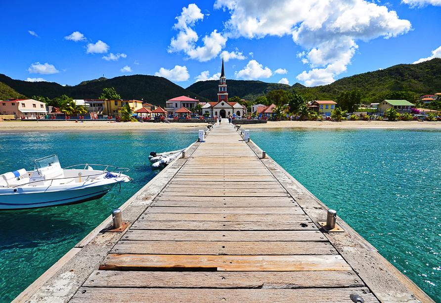 Costa Fascinosa, Martinique