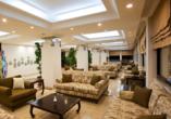 Club Hotel Titan in Alanya, Lobby