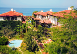Club Hotel Titan in Alanya, Aussicht