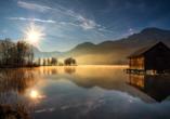 Wanderreise Starnberger See und Garmisch, Kochelsee
