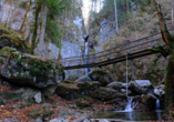 Wanderreise Starnberger See und Garmisch, Wasserfall Lainbach