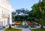 Landhotel Maiergschwendt, Garten Mirabell in Salzburg