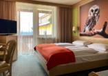 WAGNERS Hotel Schönblick in Fichtelberg, Beispiel Doppelzimmer