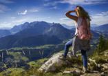 Salzalpensteig, Wanderung mit Aussicht