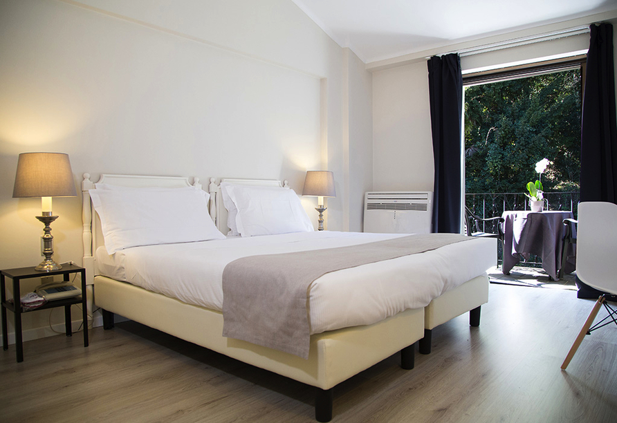 SHG Villa Carlotta in Belgirate Italien, Zimmerbeispiel