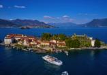 SHG Villa Carlotta in Belgirate Italien, Isola Bella