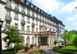 Parkhotel Quellenhof Aachen, Außenansicht