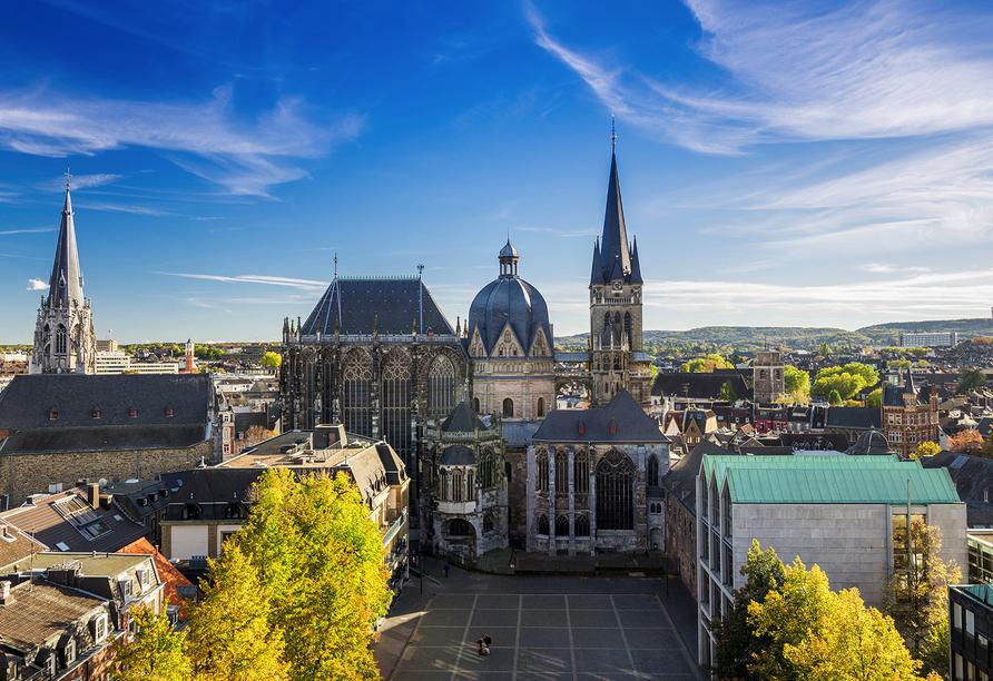 Parkhotel Quellenhof Aachen, Aachen