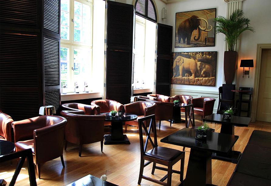 Parkhotel Quellenhof Aachen, Bar