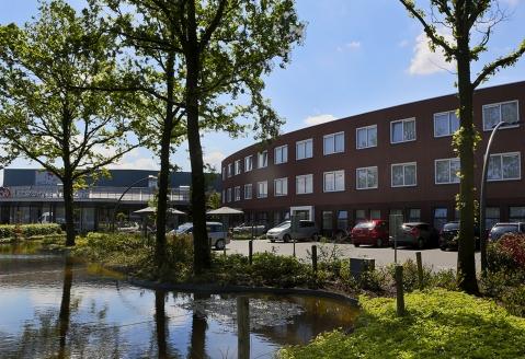 Hotel De Bonte Wever, Außenansicht