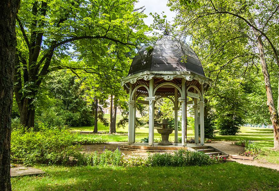 Krakonos, Marienbad, Tschechien, Parkanlage