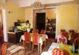 Kurhaus Sevilla in Franzensbad, Böhmisches Bäderdreieck, Tschechien, Restaurant