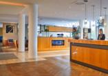 Atlanta Hotel International Leipzig, Empfang