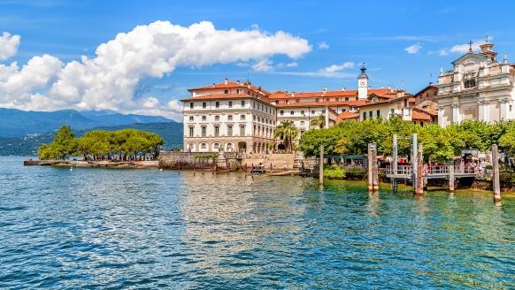 Hotel Primavera & Meeting in Stresa, Lago Maggiore, Italien, Stresa