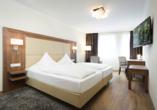 Hotel Höttl in Deggendorf im Donautal, Beispiel Doppelzimmer Business
