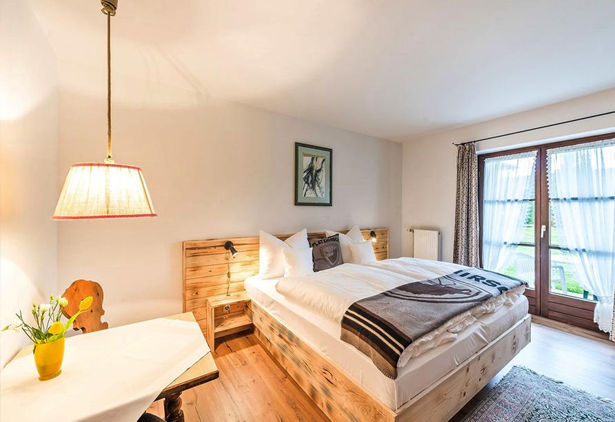 Das Bergmayr - Chiemgauer Alpenhotel, Doppelzimmer Comfort