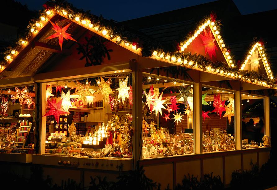 MS Annika, Weihnachtsmarkt